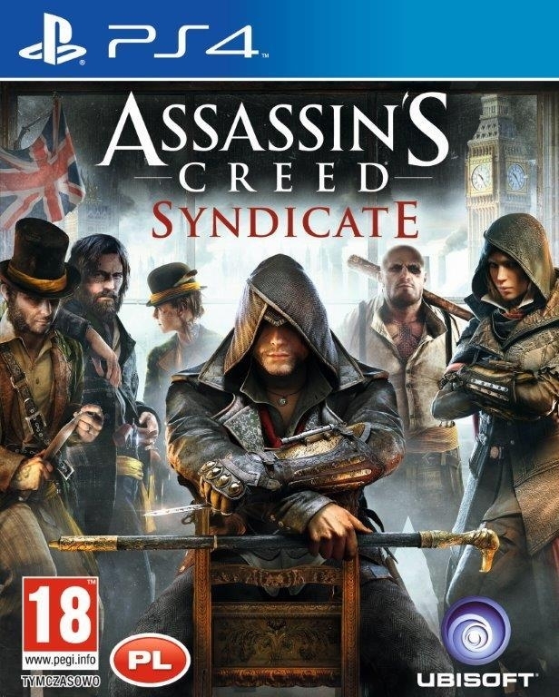 Assassin's Creed Syndicate PL (PS4)
